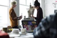 travailler dans la mode