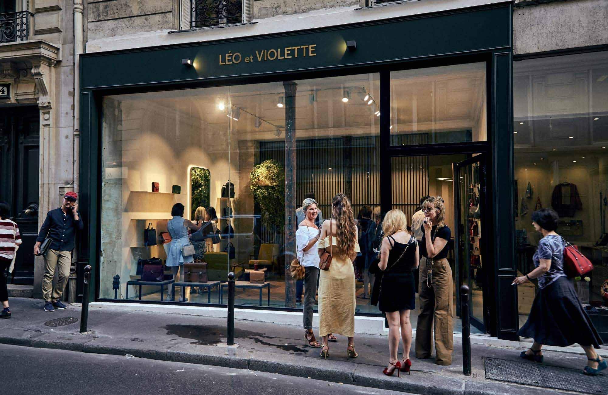 le studio Leo et Violette ©Yann Deret